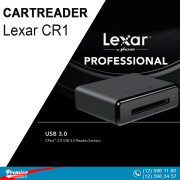 Cartreader Lexar Professional Workflow CR1  Cfast 2.0 USB 3.0
