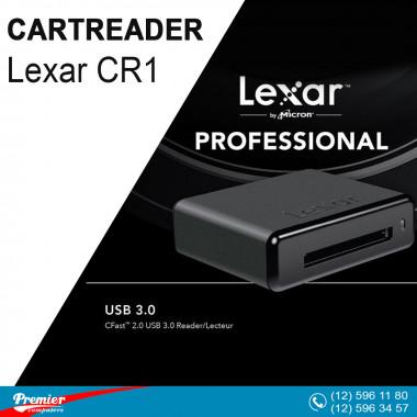 Cartreader Lexar Professional Workflow CR1  Cfast 2.0 USB 3.0