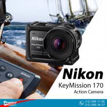 Nikon KeyMission 170 Action Camera