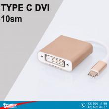 Converter TYPE-C  to DVI 10sm