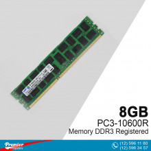 Memory DDR3 8gb 10600R Registered BU