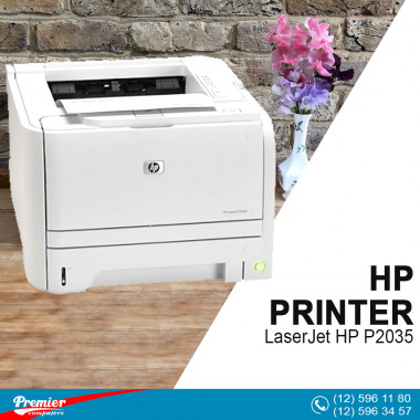 Printer LaserJet HP P2035 / Cartridge CE505A  P/N CE461A