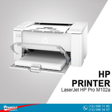 Printer LaserJet HP Pro M102a P/N G3Q34A Cartridge 17A  CF217A