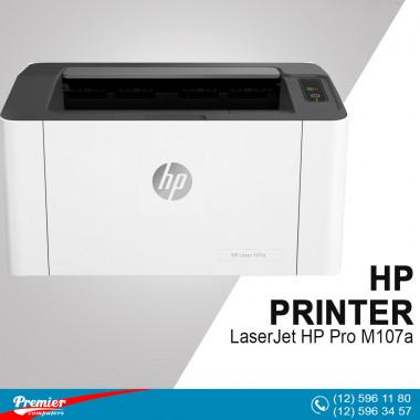 Printer LaserJet HP Pro M107a P/N 4ZB77A Cartridge 106A  CF217A