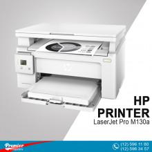 Printer HP LaserJet Pro M130a Print/Copy/Scan P/N G3Q57A  Cartridge 17A  CF217A