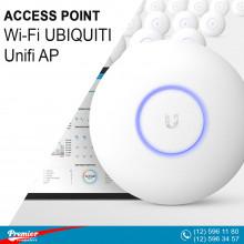Access Point Wi-Fi UBIQUITI Unifi AP AC LITE 802.11ac Dual-Radio 10/100/1000 LAN 200 Users