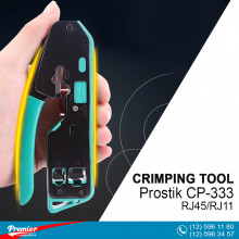 Crimping Tool Prostik CP-333  RJ45/RJ11