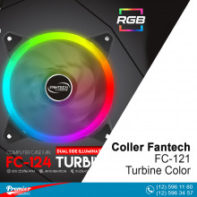 Coller For Case Fantech FC-121 Turbine Color