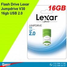 Flash Drive Lexar Jumpdrive V30 16 gb USB 2.0