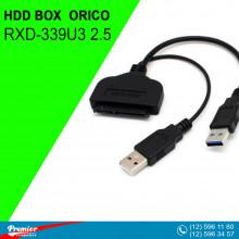 HDD BOX RXD-339U3 2.5'' USB 2.0 External Box