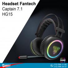 Headset Fantech Captain 7.1 HG15
