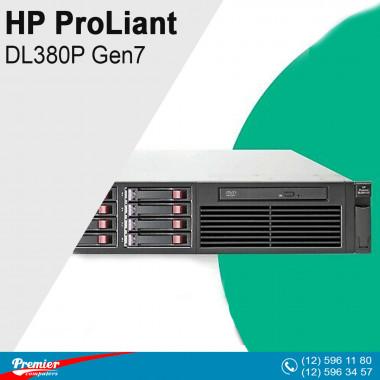 HP ProLiant DL380P Gen7 / 2x6 Core Server  NO RAM  NO HDD RAID P410i