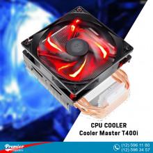 Coller For CPU Coller Master T400i LGA /2066/1151/1150 P/N RR-T4V2-16PR-C2