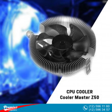 Coller For CPU Coller Master Z50 LGA 1151/1150/AMD P/N RH-Z50-20FK-R1