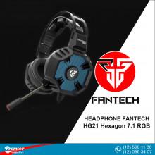 Headset Fantech HG21 HEXAGON 7.1