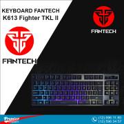 Keyboard Fantech K613 -Fighter TKL II (mini) RGB Wired