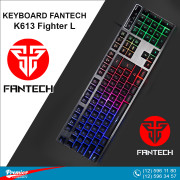 Keyboard Fantech K613L - FIGHTER II