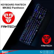 Keyboard Fantech MK882 - PANTHEON RGB Wired