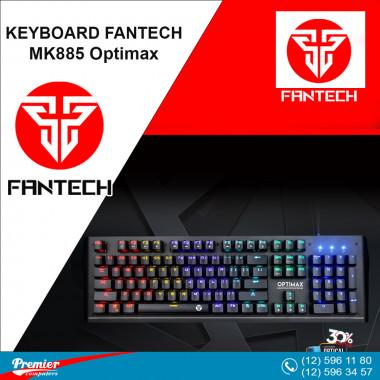 Keyboard Fantech MK885 - Optimax RGB Wired