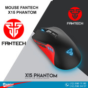 Mouse Fantech X15 Phantom Wired