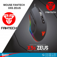 Mouse Fantech X5S Zeus Wired