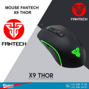 Mouse Fantech X9 Thor Wired
