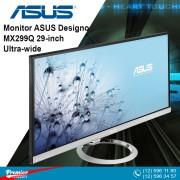 "ASUS MX299Q 29"" 5ms (GTG) AH-IPS HDMI Widescreen LCD/LED Monitor, 300 cd/m2 DCR 80,000,000:1, Built-in Speakers, 100% sRGB Color Saturation, HDMI/MHL, DisplayPort, Dual-link DVI-D"