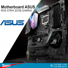 Motherboard Asus STRIX Z270E GAMING LGA1151 P/N 90MB0RN0-M0EAY0