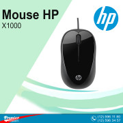 Mouse HP X1000 Wired P/N H2C21AA