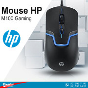 Mouse HP M100 Gaming Wired P/N 1QW49AA