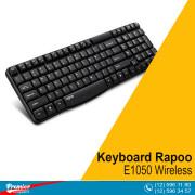 Keyboard Rapoo E1050 Wireless