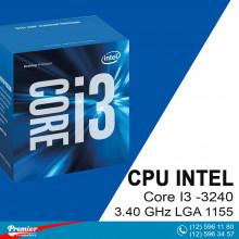 CPU Core I3 -3240 3.40 GHz LGA 1155 OEM