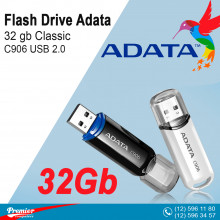 Flash Drive Adata 32 gb Classic C906 USB 2.0