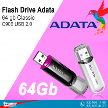 Flash Drive Adata 64 gb Classic C906 USB 2.0