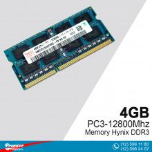 Memory DDR3 4GB Hynix PC3-12800Mhz