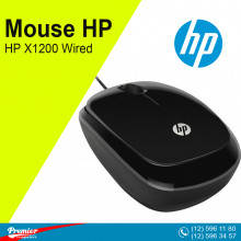 Mouse HP X1200 Wired P/N H6F01AA