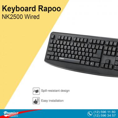 Keyboard Rapoo NK2500 Wired