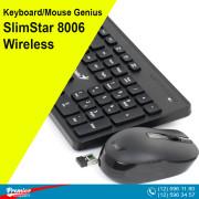 Keyboard/Mouse Genius SlimStar 8006 Wireless