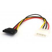 Serial ATA Power Adapter 5.25 M to SATA Power