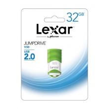 Lexar 32GB JumpDrive V30 USB 2.0 Flash Drive