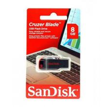 Sandisk 8GB Cruzer Blade CZ50 USB 2.0 Flash Drive (SDCZ50-008G-B35)