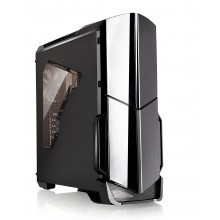 Thermaltake Computer Case Black Versa-N21