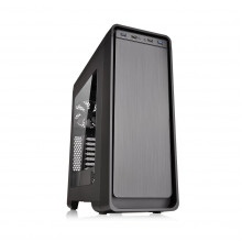Thermaltake Computer Case Black Versa-U21