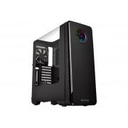 Thermaltake Computer Case Black View-28 RGB