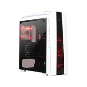 Thermaltake Computer Case White Versa-N27