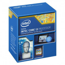 Processor Intel Core i3-4130 Haswell Dual-Core 3.4 GHz LGA 1150