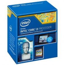 Processor Intel Core i3-4160 Haswell Dual-Core 3.6 GHz LGA 1150