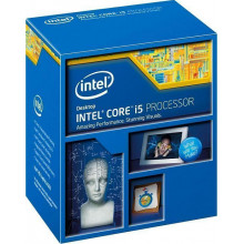 Processor Intel Core i5-4460 Haswell Quad-Core 3.2 GHz LGA 1150