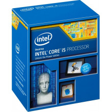 Processor Intel Core i5-4670K Haswell Quad-Core 3.4 GHz LGA 1150