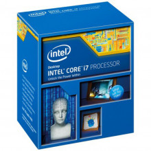 Processor Intel Core i7-4770K Haswell Quad-Core 3.5 GHz LGA 1150